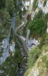 Le Dolomiti Bellunesi, la gola dei Serrai di Sottoguda