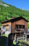 Le Dolomiti Bellunesi, il caratteristico abitato di Sottoguda