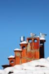 La neve a Rimini