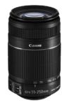 Canon presenta il nuovo EF-S 55-250mm f/4-5.6 IS II